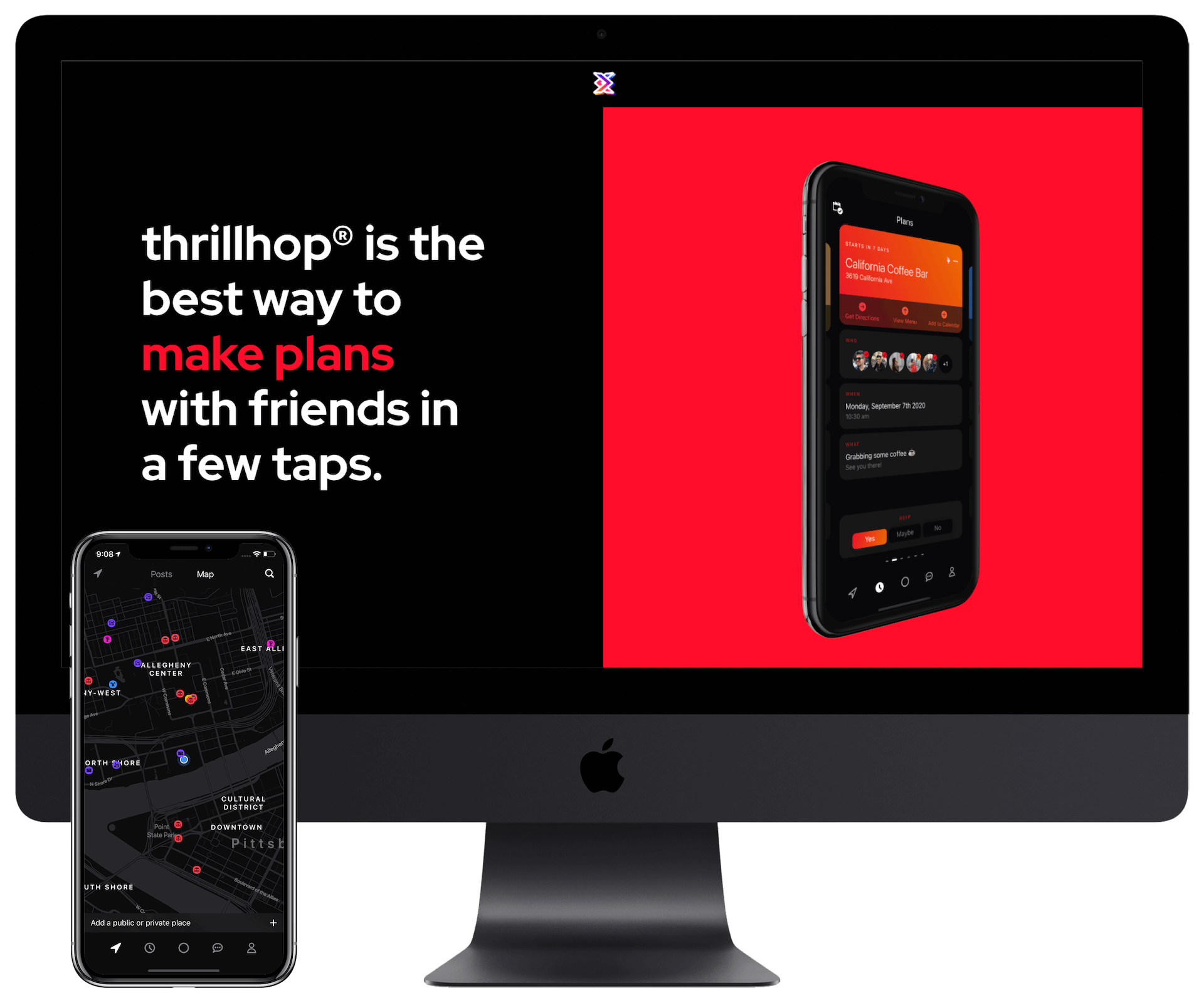 Thrillhop screenshot